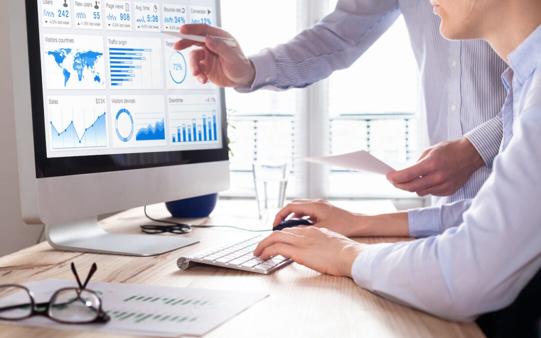 Top 5 Things You Can Learn from Your Website's Analytics